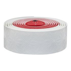 Supacaz Super Sticky Kush Styrbånd Multi rød/hvid